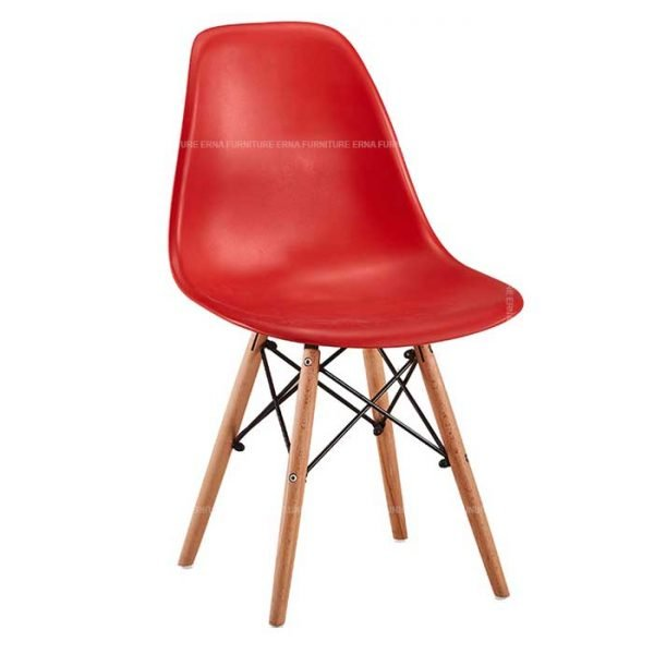 Charles-Ray-Eames-Style-DSW-Dining-Chair---ABS-Red