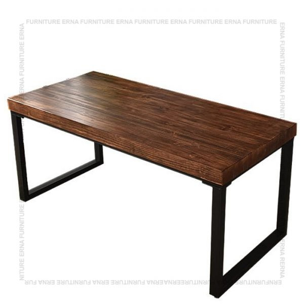 Rolf Solid Wood Desk/computer table Dark