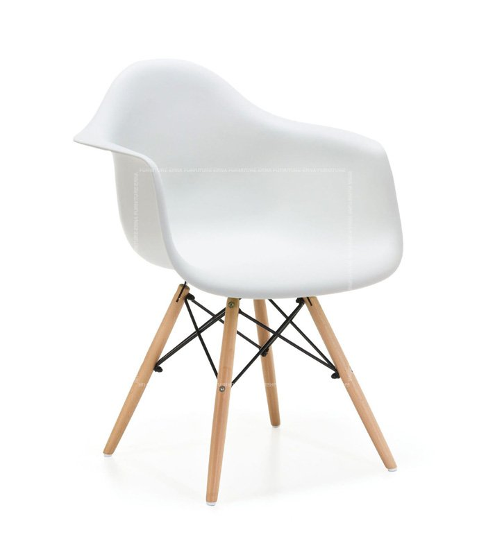 Charles-Ray-Eames-Style-DAW-Dining-Chair---ABS-White