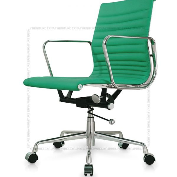 Eames Style low Back office chair 2 Erna Furniture Hong Kong Furniture