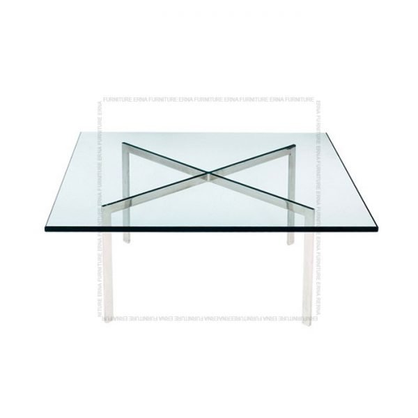 Barcelona Style Coffee Table
