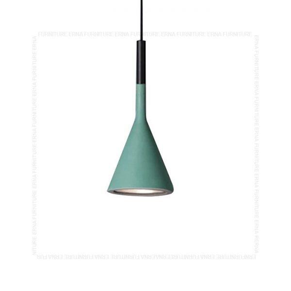 Concrete Style Pendant Lamp