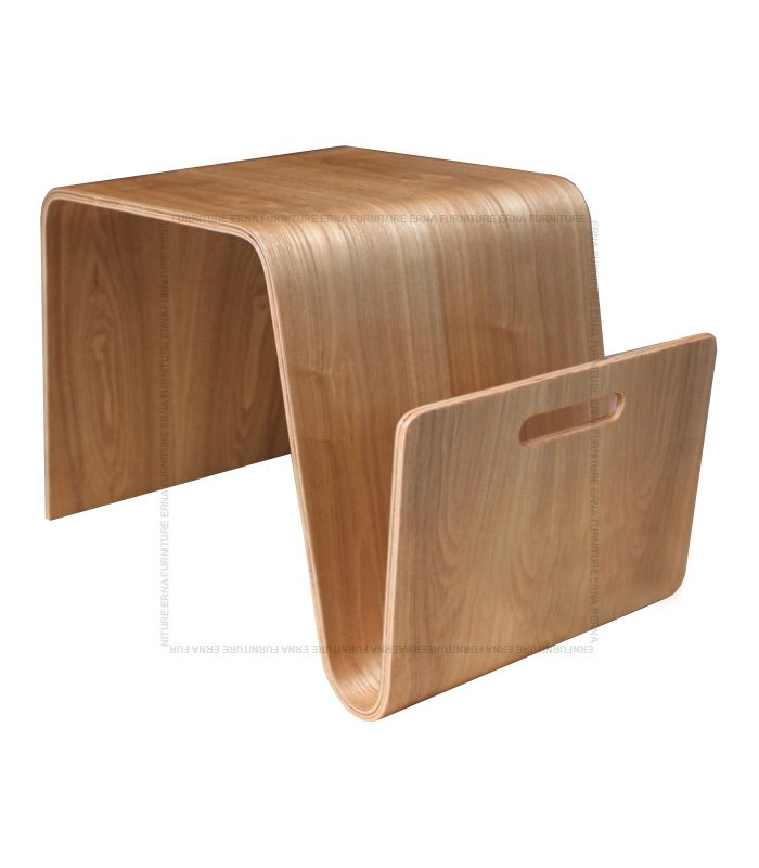 Plywood Coffee Table - Small Size (1)