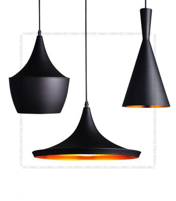 Vessel Shape Pendant Lamps (Tall,Wide and Fat) (3)