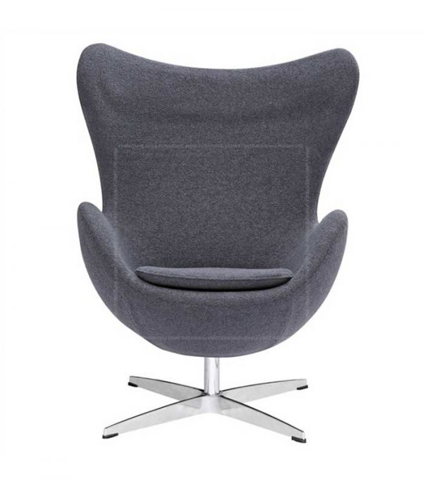 Arne-Jacobsen-Style-Fabric-Egg-Chair-Grey (1)