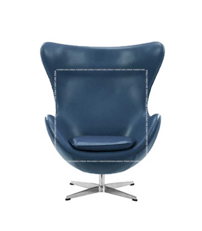 Arne-Jacobsen-Style-Leather-Egg-Chair-Lounge-Chair-B