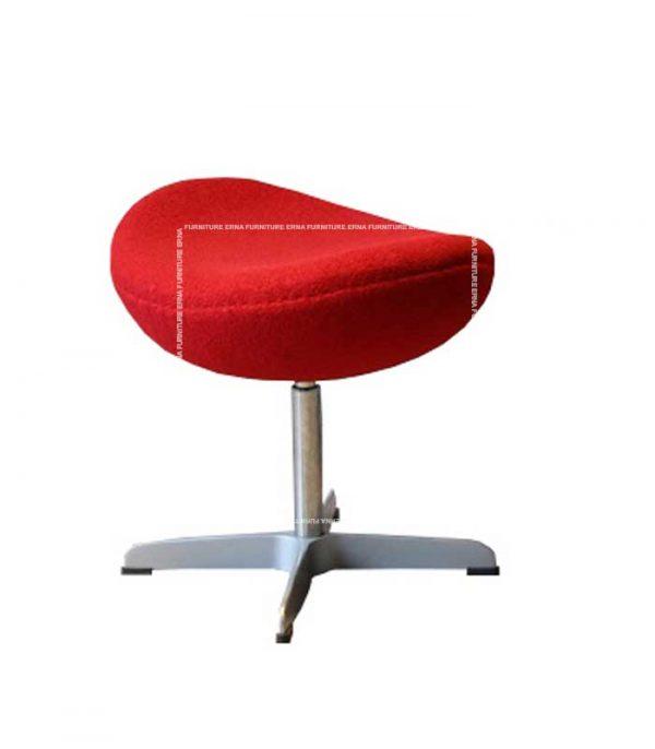 Arne-Jacobsen-Style-fabric-Lounge-chair-Ottoman