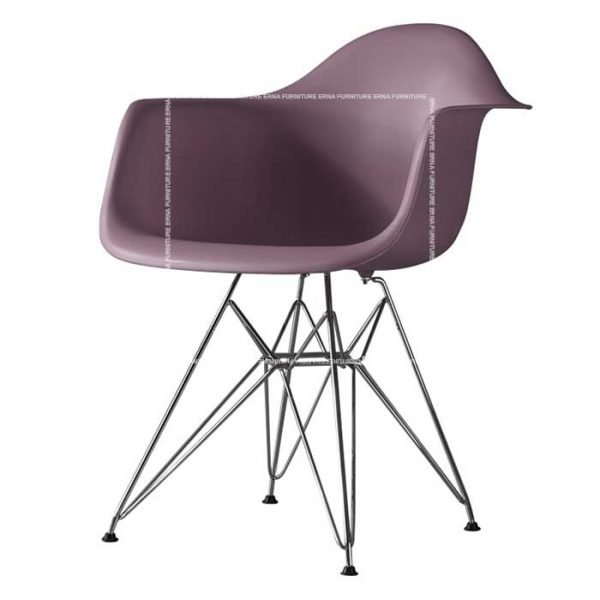 Charles-Eames-DAR-Style-Chair Purple