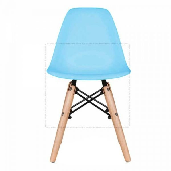 Eames-DSW-Style-Kids-Side-Chair Blue