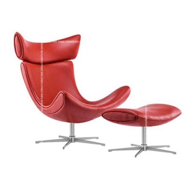 Imola-Style-Leather-Lounge-Chair-Red