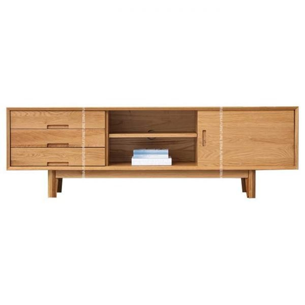 Williston-Solid-Oak-Wood-TV-Cabinet-Hong-Kong-(2)