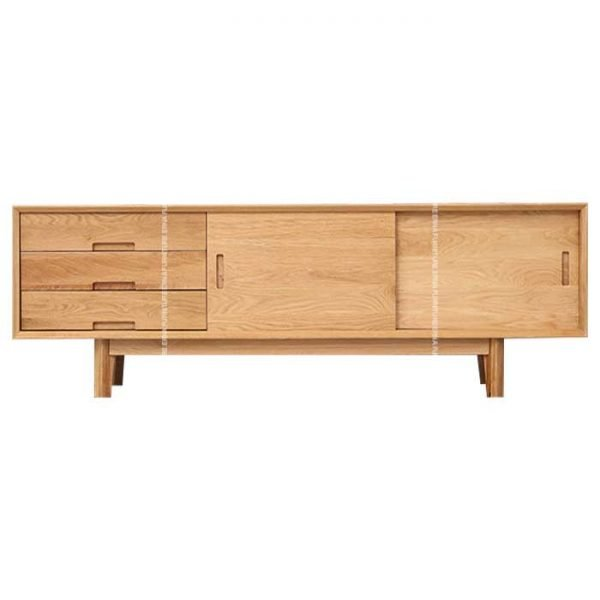 Williston-Solid-Oak-Wood-TV-Cabinet-Hong-Kong (1)