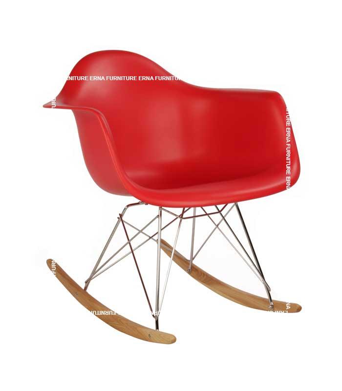 RAR Eames Style Rocking Chair (3)