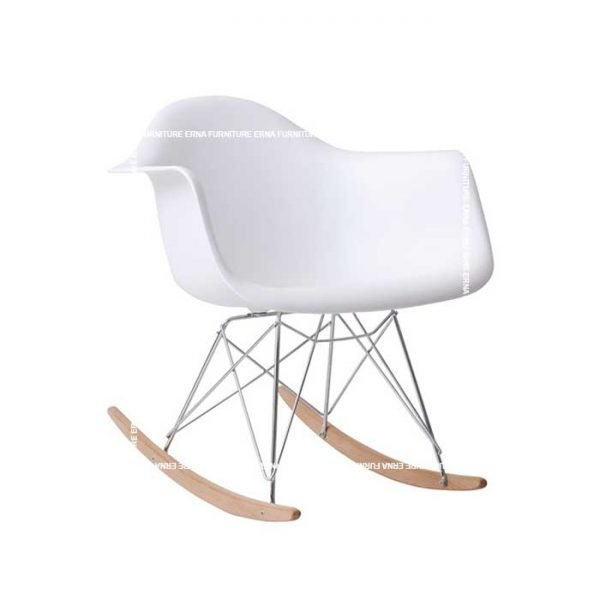 RAR Eames Style Rocking Chair 1