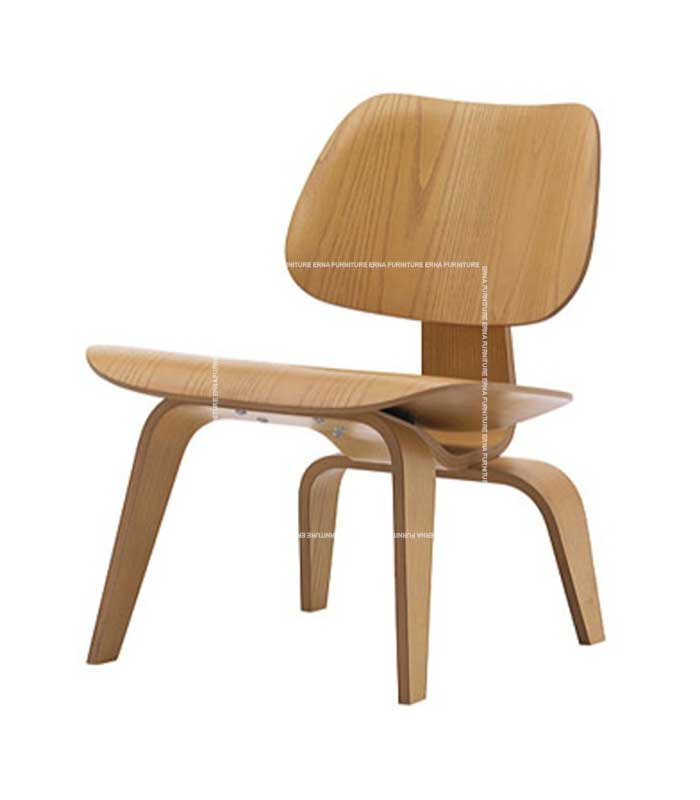 Charles-Eames-LCW-Style-Dining-Chair-Ash Hong Kong Furniture
