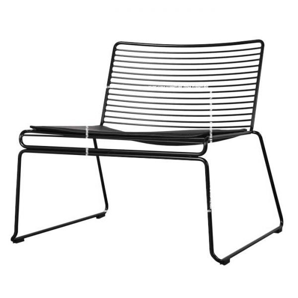 Hay-Hee-Style-Lounge-Chair-Black Hong Kong Furniture