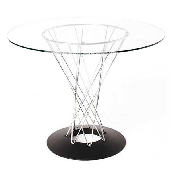 Isamu-Noguchi-Style-Cyclone-Dining-Table-in-Glass