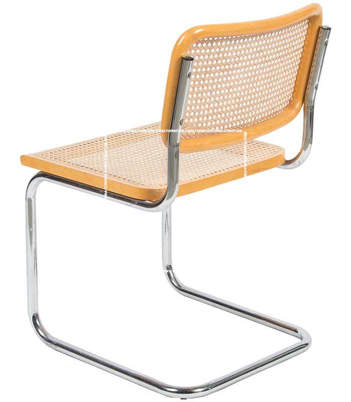Marcel Breuer Style Cesca Cane Chair (3)