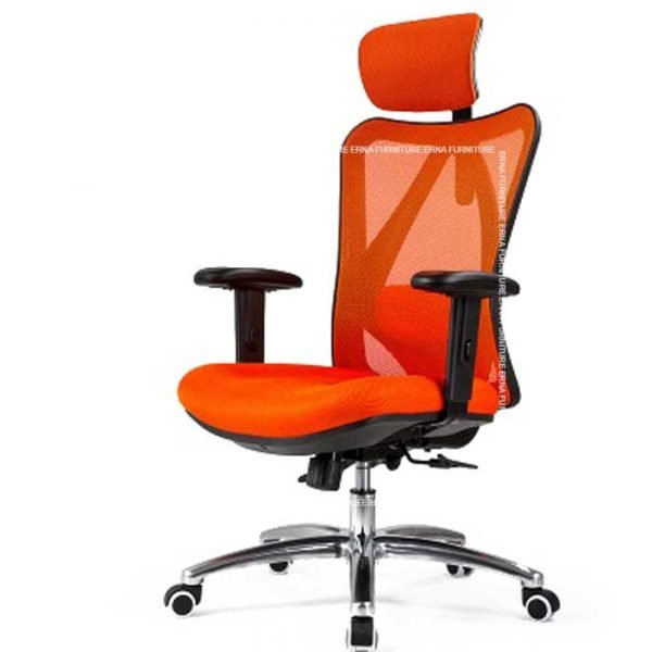 Dexter-Style-MID-Back-Mesh-Office-Chair-Orange