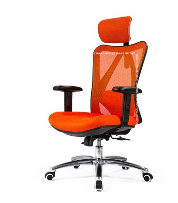 Dexter-Style-MID-Back-Mesh-Office-Chair-Orange